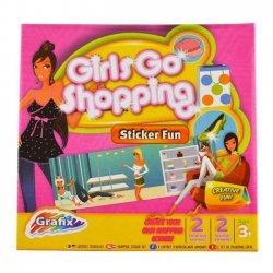 Stickerdoos Girls Go Shopping