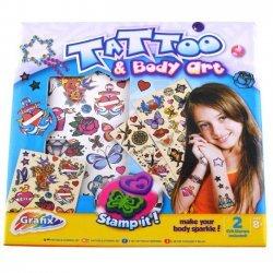 Tattoo & Stempel Set