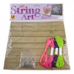 6 x String Art 6+ Knutselset
