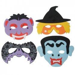 24 x Halloween Masker Foam