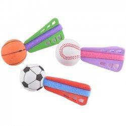 Softbal Pijl Voetbal - Basketbal - Base Ball 10 cm.
