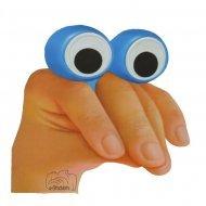 Vinger Oogjes - Ring Ogen 4,5 x 5,5 cm.