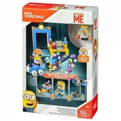 Minions Bouwdoos 150-dlg BOOSTER-PACK