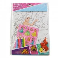 Kleurset Princesse 15-delig