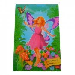 Verrassing - Uitdeelzakje Fairy