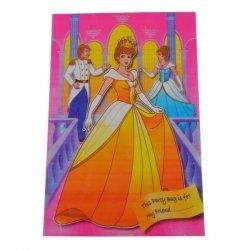 Verrassing - Uitdeelzakje Prinses