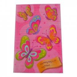 Verrassing - Uitdeelzakje Vlinders