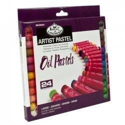 Olie Pastels Artist Groot 24-dlg. OILPA624
