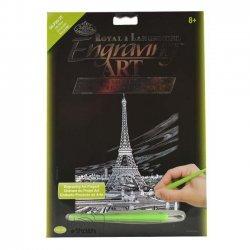 Graveer Project Zilver SILF35 Eiffeltoren