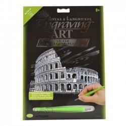 Graveer Project Zilver SILF36 Colosseum