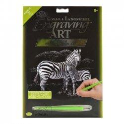 Graveer Project Zilver SILF39 Zebras