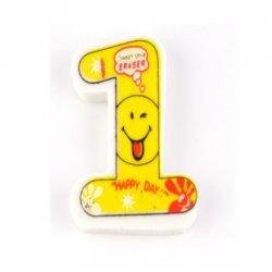 Gum Smiley Cijfer