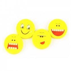 Gum Smiley Lach Gezicht - Set van 4 stuks