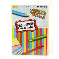 Gekleurd Papier A5 150-dlg.