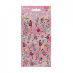 Scrapbooking - Card Making 3D Stickers BALLET DANCERS