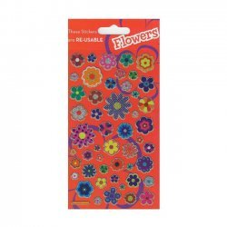 Scrapbooking - Card Making 3D Stickers FAB FLOWERS