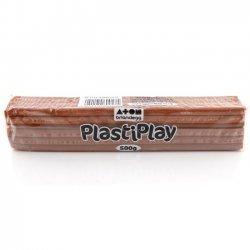 Boetseerklei PlastiPlay 500 gr. TERRACOTTA