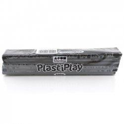 Boetseerklei PlastiPlay 500 gr. ZWART