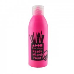Fluorescerende Schoolverf 300 ml. Roze