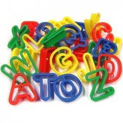 Kleivormpjes Alfabet A - Z 26-delig