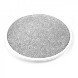 Stempelkussen XL Zilver