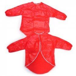 Verfschort 60 cm Rood