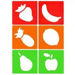 Sjabloonset Fruit