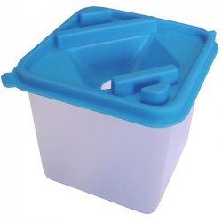 Waterpot Vierkant Anti-Lek 2-delig