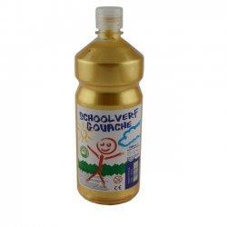 Schoolverf  1 Liter  Goud