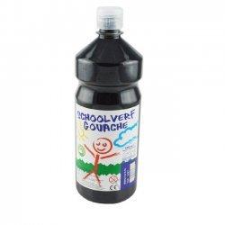 Schoolverf  1 Liter  Zwart